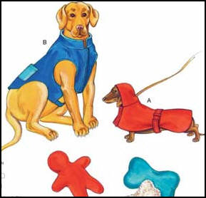 jacket5 Sewing Patterns For Dog Clothes