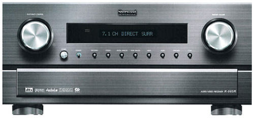 Sherwood R-965 Newcastle Series Receiver 1
