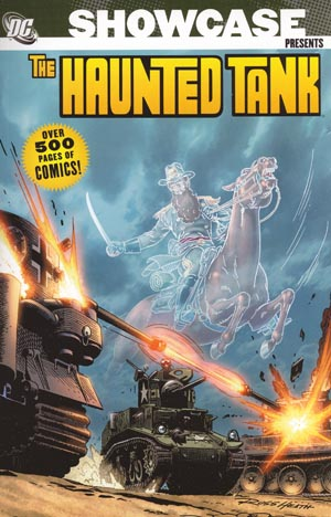The Haunted Tank cover