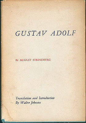 Gustav Adolf, Strindberg, August