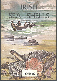 Irish Sea Shells , Moriarty, Christopher; Shaw-Smith, Sally Ann (illustrator)