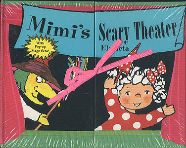 Mimi's Scary Theater: A Play in Nine Scenes for Seven Characters and an Egg, Elzbieta