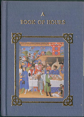 A Book of Hours, Tolley, Dr. T.