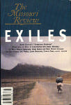 The Missouri Review: Exiles (Volume 22 Number 3) , Morgan, Speer (editor)