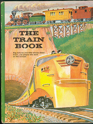 The Train Book, Loring, Richard