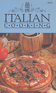 Italian Cooking, No author stated.