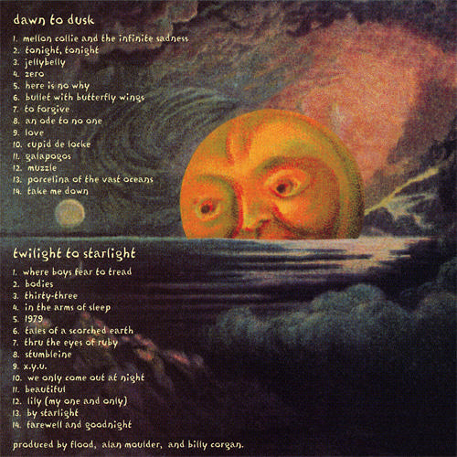 mellon collie and the infinite sadness demeanor