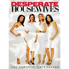 Desperate Housewives Dvds