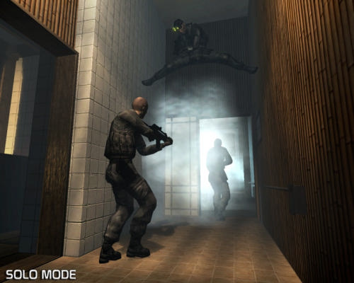 لعبة Clancy's Splinter Cell Chaos