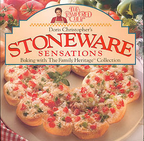 Doris Christopher's Stoneware Sensations: Baking with The Family Heritage Collection (The Pampered Chef), Christopher, Doris
