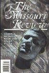 The Missouri Review: Classic Rejections: From the Knopf Files (Volume 23, Number 3 ) , Morgan, Speer (editor)