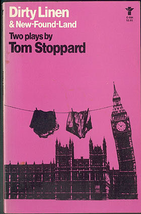 Dirty Linen and New-Found-Land: Two Plays, Stoppard, Tom