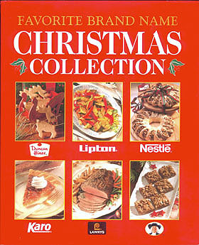 Favorite Brand Name Christmas Collection, No author stated.