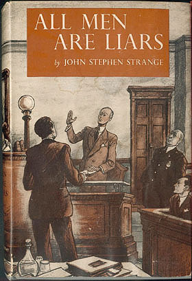 All Men Are Liars, Strange, John Stephen
