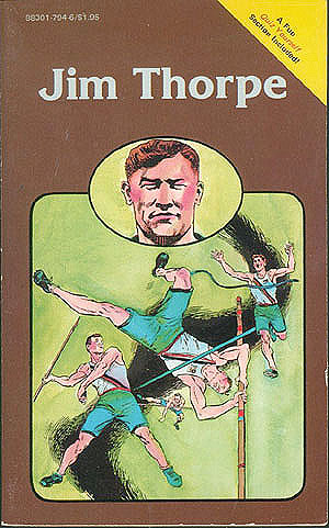 Jim Thorpe (Pocket Biographies), No author stated.