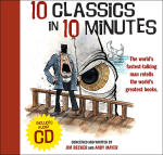 10 Classics in 10 Minutes: The world's fastest-talking man retells the world's greatest books, by Jim Becker and Andy Mayer