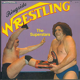 Ringside Wrestling: The Superstars, Walsh, T.S.