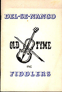 Del-Se-Nango Olde Tyme Fiddlers , No author stated.