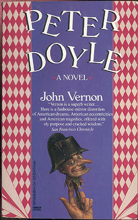Peter Doyle: A Novel, Vernon, John