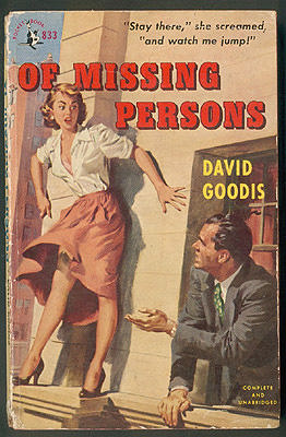 Of Missing Persons, Goodis, David