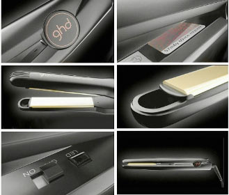 ghd Mini Mark 4 Styler 360 degree images