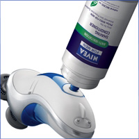 Philips Nivea for men Advance Skin Protection System with with refill shaving conditioning system