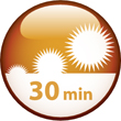 Philips Wakeup Light - Sunrise simulating process gradually increase in 3o minutes