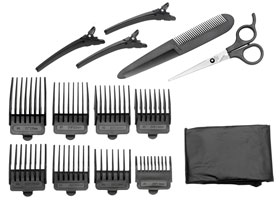 Full range of professional grade accessories