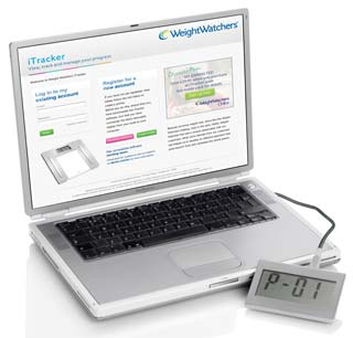 The Weight Watchers 8989U iTracker Body Analyser scale allows you to track, analyse and manage your weight loss online
