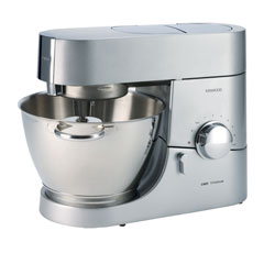 Kenwood Chef KM023 Food Mixer (Titanium)