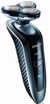 Philips RQ1075 Arcitec Men's Rotary Shaver
