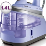 Philips GC8261/02 Pressurised Ironing System with 5 bars steam pressure and SteamGlide Soleplate
