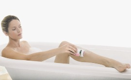 Panasonin Epilator ES-2081 for all unwanted hair