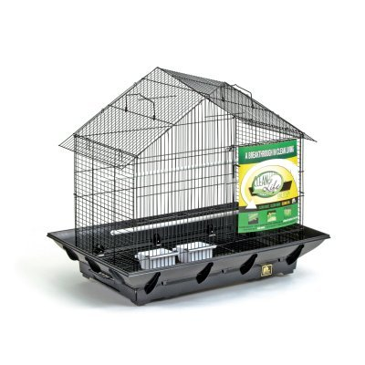 Image of Prevue Pet Products Clean Life House Cage SP857 (SP857B/B)