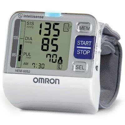Cheap Omron Healthcare 7-series Wrist Monitor (bp652) – (BP652)