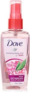 Dove go fresh Revive Body Mist, 3 Oun…