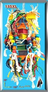 Image of Zoo Max DUS185XL Puppet XLarge Bird Toy 32in (B00061V4CQ)