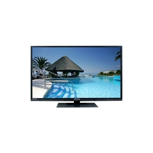 Orion Sled5015 50In Accu Led Lcd Tv 1080P Display D-Led Piano Black