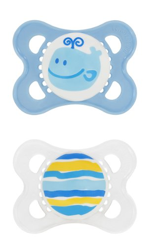 Similar product: MAM Silicone Pacifier