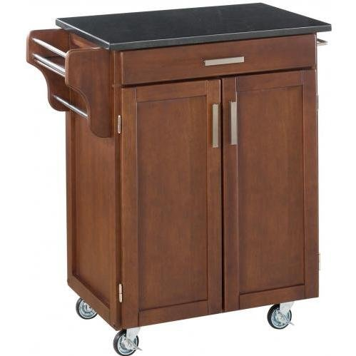 Cheap Home Styles 9001-0079 Small Cabinet Kitchen Cart (9001-0079)