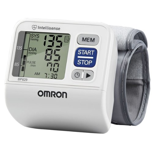 Cheap Omron Auto Inflating Wrist Blood Pressure Monitor (B000YL97HC)