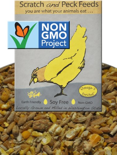 Cheap Soy Free Grower Chicken Feed, 25lbs (B0068SP1VQ)