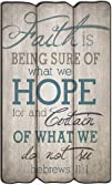 Faith Is Being Sure Of What We Hope F…