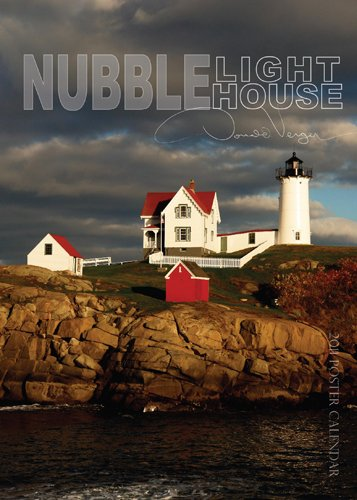 Art Calendar Maine : Nubble light cape neddick lighthouse maine